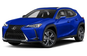 2019 Lexus UX 200 - Ultrasonic Blue Mica 2.0