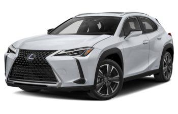 2019 Lexus UX 250h - Ultra White