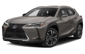 2020 Lexus UX 250h - Atomic Silver