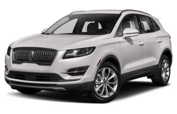 2019 Lincoln MKC - White Platinum Metallic Tri-Coat