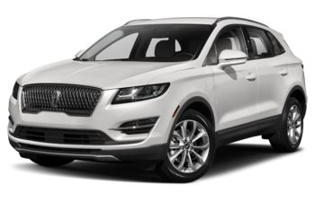 2019 Lincoln MKC - Ceramic Pearl Metallic Tinted Clearcoat