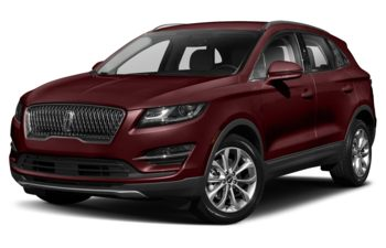 2019 Lincoln MKC - Burgundy Velvet Metallic Tinted Clearcoat