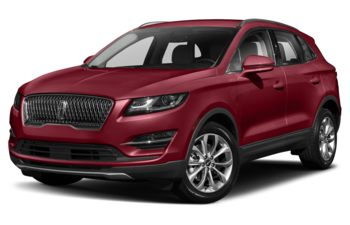 2019 Lincoln MKC - Ruby Red Metallic Tinted Clearcoat