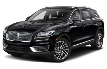 2019 Lincoln Nautilus - Infinite Black Metallic