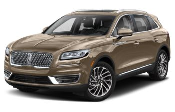 2019 Lincoln Nautilus - Iced Mocha Metallic