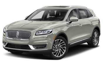 2019 Lincoln Nautilus - Ceramic Pearl Metallic Tri-Coat