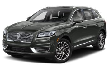 2020 Lincoln Nautilus - Magnetic Grey Metallic