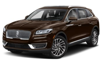 2019 Lincoln Nautilus - Ochre Brown Metallic