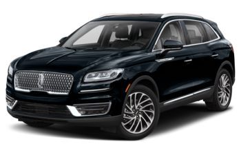 2019 Lincoln Nautilus - Rhapsody Blue