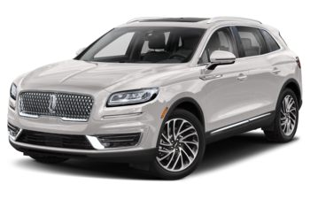 2019 Lincoln Nautilus - White Platinum Metallic Tri-Coat
