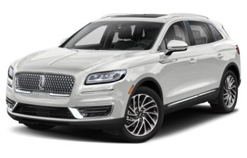 2020 Lincoln Nautilus - Pristine White Metallic Tri-Coat