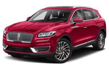 2020 Lincoln Nautilus - Red Carpet Metallic Tinted Clearcoat