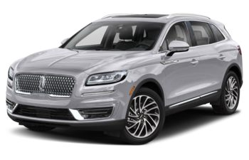 2020 Lincoln Nautilus - Silver Radiance Clearcoat