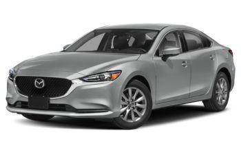 2019 Mazda 6 - Snowflake White Pearl