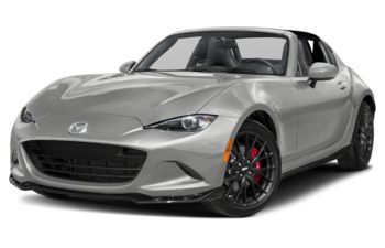 2019 Mazda MX-5 RF - Eternal Blue Mica