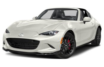 2019 Mazda MX-5 RF - Machine Grey Metallic