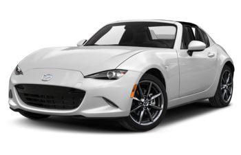 2019 Mazda MX-5 RF - Snowflake White Pearl