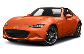 2019 Mazda MX-5 RF - Racing Orange