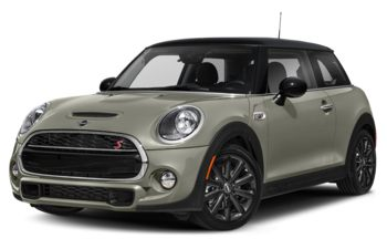 2021 Mini 3 Door - Emerald Grey