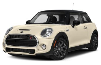 2021 Mini 3 Door - Pepper White