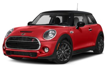 2021 Mini 3 Door - Chili Red