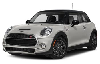 2020 Mini 3 Door - White Silver Metallic