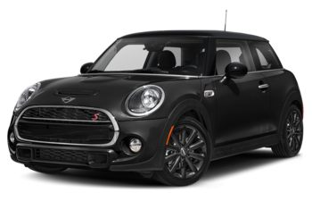 2020 Mini 3 Door - Midnight Black Metallic