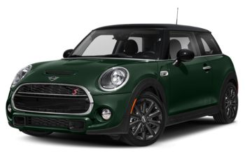 2021 Mini 3 Door - British Racing Green IV Metallic