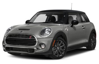 2021 Mini 3 Door - Moonwalk Grey Semi-Metallic