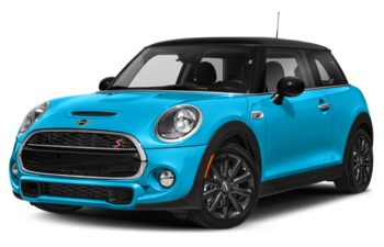 2019 Mini 3 Door - Electric Blue Metallic