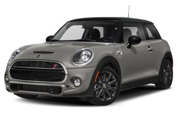 2021 Mini 3 Door - Melting Silver Metallic
