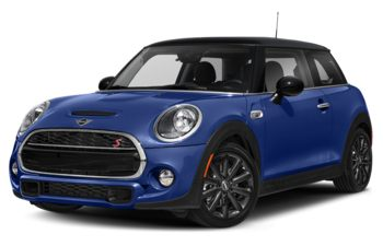 2021 Mini 3 Door - Starlight Blue Metallic