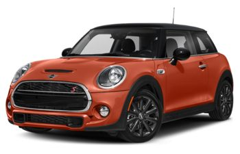 2021 Mini 3 Door - Solaris Orange
