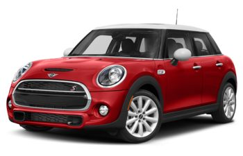 2019 Mini 5 Door - Chili Red