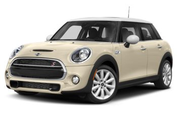2019 Mini 5 Door - Pepper White