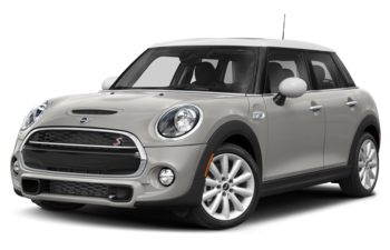 2019 Mini 5 Door - White Silver Metallic