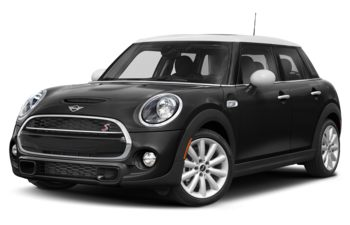 2019 Mini 5 Door - Midnight Black Metallic