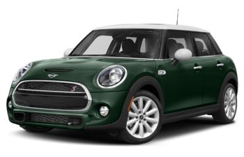 2019 Mini 5 Door - British Racing Green Metallic