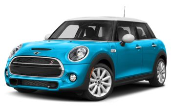 2019 Mini 5 Door - Electric Blue Metallic