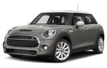 2019 Mini 5 Door - Melting Silver Metallic