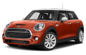 2020 Mini 5 Door - Solaris Orange