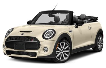 2021 Mini Convertible - Pepper White