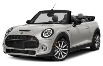 2021 Mini Convertible - White Silver Metallic