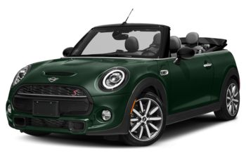 2021 Mini Convertible - British Racing Green IV Metallic