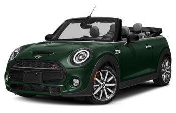 2020 Mini Convertible - British Racing Green IV