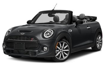 2019 Mini Convertible - Thunder Grey Metallic