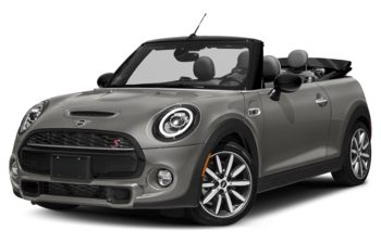 2021 Mini Convertible - Melting Silver Metallic