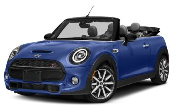 2021 Mini Convertible - Starlight Blue Metallic