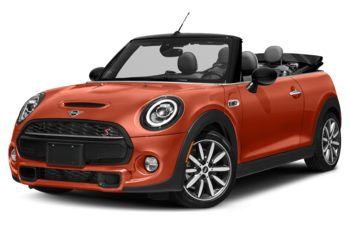 2021 Mini Convertible - Solaris Orange