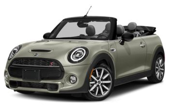 2021 Mini Convertible - Emerald Grey